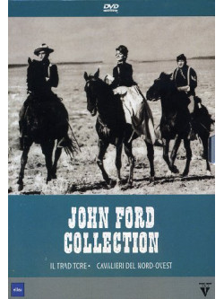 Cavaliere Del Nord Ovest (Il) / Traditore (Il) - John Ford Collection (2 Dvd)