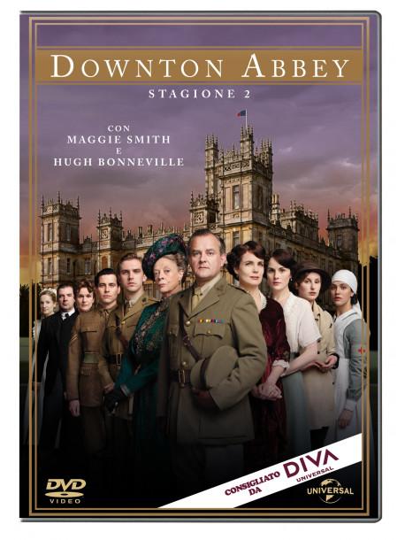 Downton Abbey - Stagione 02 (4 Dvd)