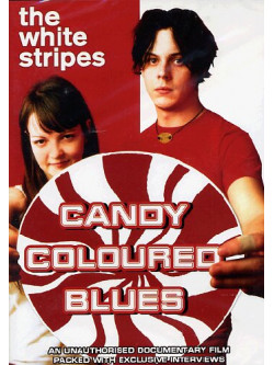 White Stripes - Candy Coloured Blues