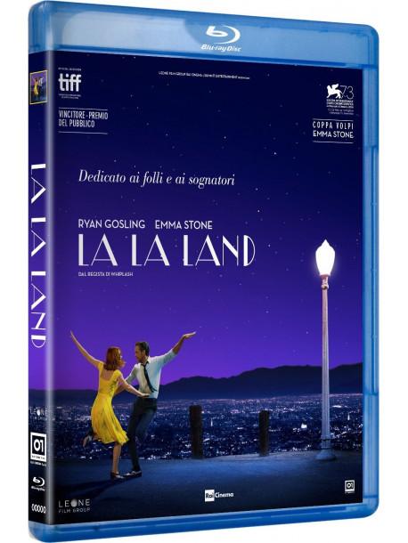 La La Land (Blu-Ray+Cd)
