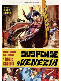 Suspense A Venezia