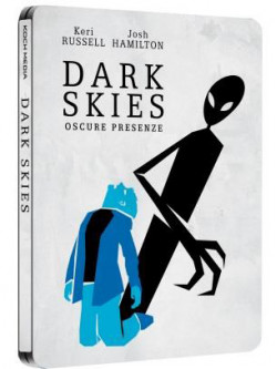 Dark Skies - Oscure Presenze (Ltd Steelbook)