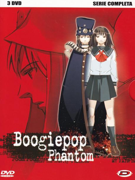 Boogiepop Phantom - Serie Completa (3 Dvd)