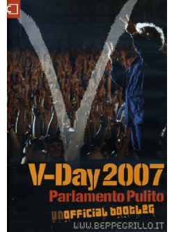 Beppe Grillo - V-Day 2007