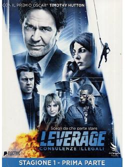 Leverage - Stagione 01 01 (2 Dvd)