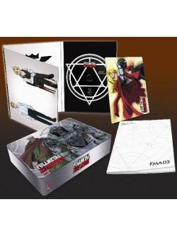 Fullmetal Alchemist - Metal Box 03 (Ltd) (Eps 35-51) (3 Dvd)