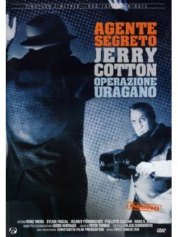 Agente Segreto Jerry Cotton Operazione Uragano (Ed. Limitata E Numerata)