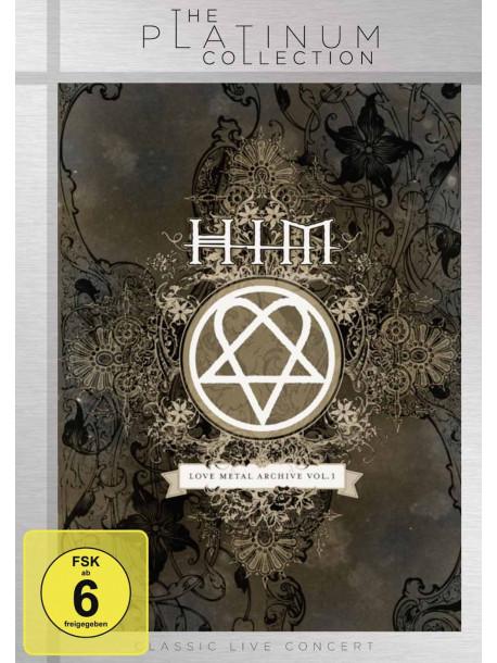 Him - Love Metal Archives   Vol 1