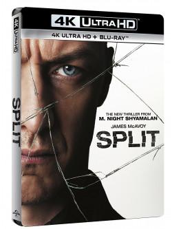 Split (Blu-Ray 4K Ultra HD+Blu-Ray)