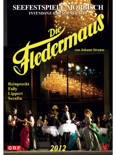Strauss - Die Fledermaus - Reinprecht, Fally, Lippert, Serafin Festival di Morbish 2012