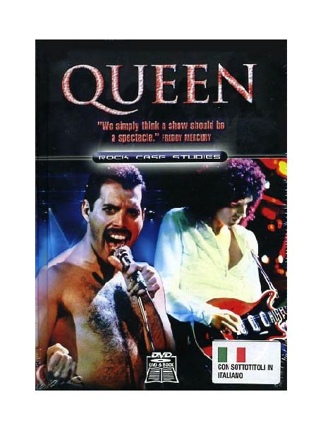 Queen - Rock Case Studies (Dvd+Libro)