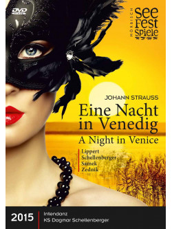 Strauss - Eine Nacht In Venedig Una notte a Venezia - Herbert Lippert/Richard Samek/Heiz Zednik/Dagmar Schellenberger