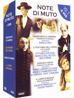 Note Di Muto 02 (4 Dvd)