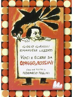 Omaggio A Rossini (Gianini / Luzzati) (Dvd+Libro)