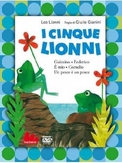 Cinque Lionni (I) (Dvd+Libro)