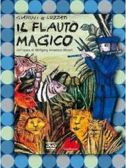 Flauto Magico (Il) (Gianini / Luzzati) (Dvd+Libro)