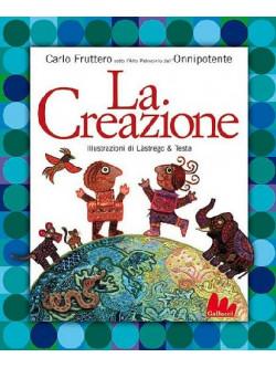 Creazione (La) (Fruttero / Lastrego / Testa) (Dvd+Libro)