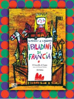 Paladini Di Francia (I) (Emanuele Luzzati / Giulio Gianini) (Dvd+Libro)