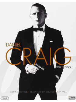 007 - Daniel Craig Collection (3 Blu-Ray)