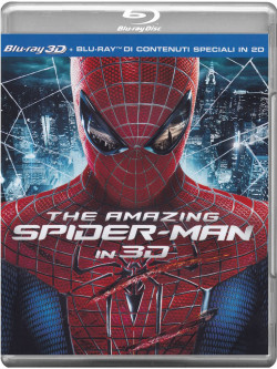 Amazing Spider-Man (The) (Blu-Ray+Blu-Ray 3D)