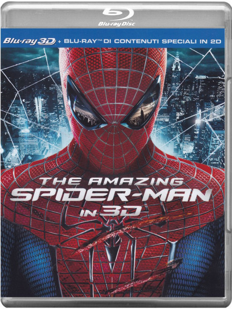 Amazing Spider-Man (The) (Blu-Ray+Blu-Ray 3D)