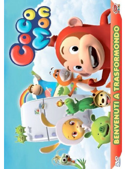 Cocomon - Serie Completa (4 Dvd)