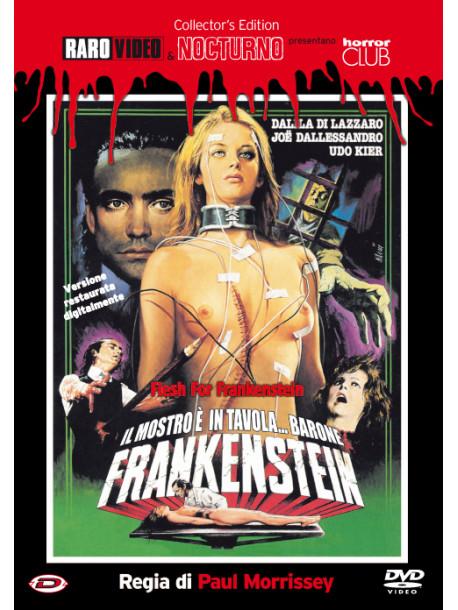 Mostro E' In Tavola Barone Frankenstein (Il)