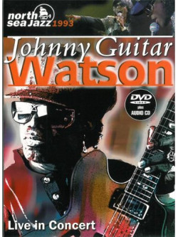 Johnny Guitar Watson - North Sea Jazz Festival 1993