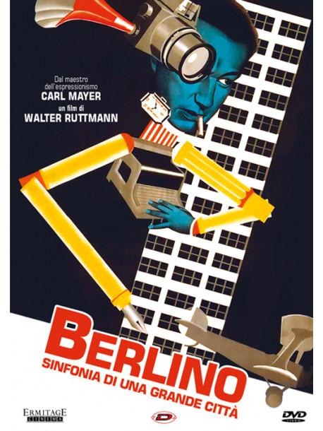 Berlino - Sinfonia Di Una Grande Citta'