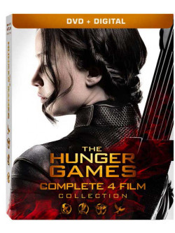 Hunger Games - Complete Collection (4 Dvd)