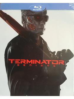 Terminator - Genisys (Ltd Steelbook)