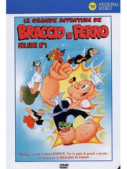 Braccio Di Ferro - Le Grandi Avventure 01