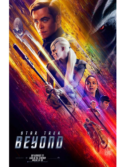 Star Trek - Beyond (Ex-Rental)