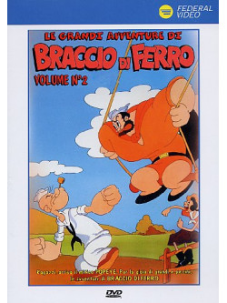Braccio Di Ferro - Le Grandi Avventure 02