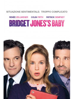 Bridget Jones's Baby (Ex-Rental)