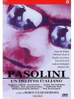 Pasolini - Un Delitto Italiano