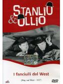 Stanlio & Ollio - I Fanciulli Del West
