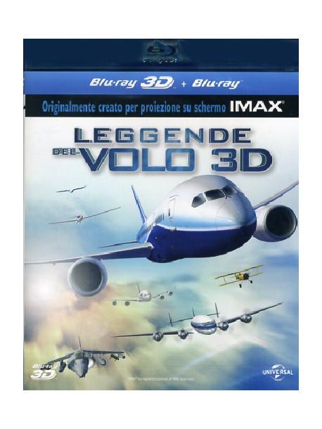 Leggende Del Volo 3D (Blu-Ray+Blu-Ray 3D)