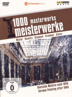 1000 Meisterwerke - German Painting After 1945
