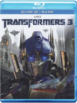 Transformers 3 (Blu-Ray 3D+2 Blu-Ray)