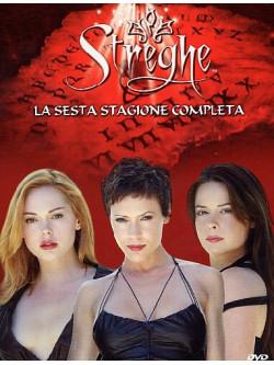 Streghe - Stagione 06 (6 Dvd)