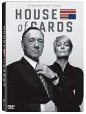 House Of Cards - Stagione 01-02 (8 Dvd)