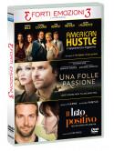 American Hustle / Folle Passione (Una) / Lato Positivo (Il) (Ltd) (3 Dvd)