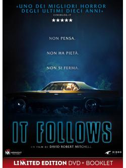 It Follows (Ltd) (Dvd+Booklet)