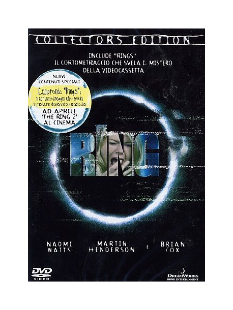 Ring (The) (2002) (CE)