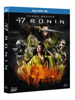 47 Ronin (Blu-Ray 3D)