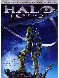 Halo Legends (SE) (2 Dvd)