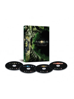 Alien Quadrilogy (4 Dvd)
