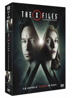 X Files - La Stagione Evento (3 Dvd)