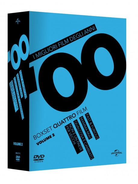 Migliori Film Degli Anni '00 (I) 02 (4 Dvd)